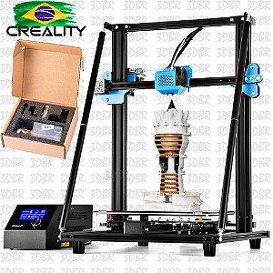 Kit Impressora 3D Creality CR-10 V2 + Nivelamento Automático
