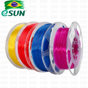 Filamento 3D eSun PLA