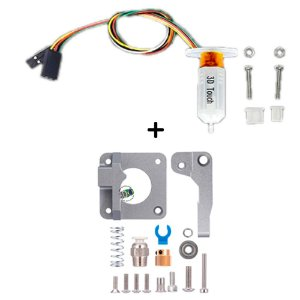 Kit Extrusora Metálica MK8 + Sensor Nivelamento 3D Touch