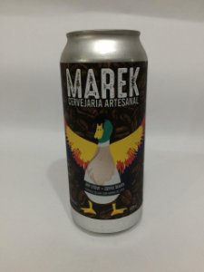 CERVEJA DRY STOUT COFFEE BEANS - CATUAI AMARELO - LATA 473ml