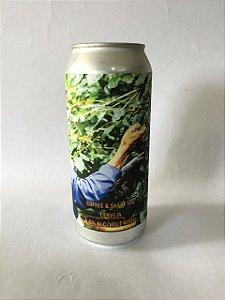 CERVEJA COFFEE & SHAKE IPA - LATA 473ml