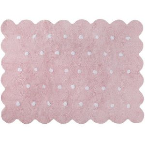 Tapete Galleta Rosa 1,20x1,60 - Lorena Canals