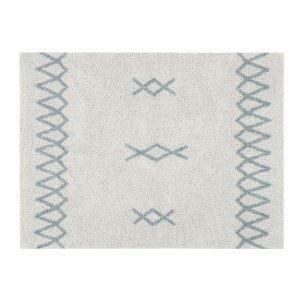 Tapete Atlas Azul Vintage 1,20x1,60 - Lorena Canals