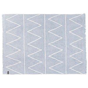 Tapete Hippy Azul Soft 1,20x1,60 - Lorena Canals