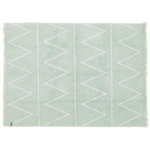 Tapete Hippy Menta 1,20x1,60 - Lorena Canals