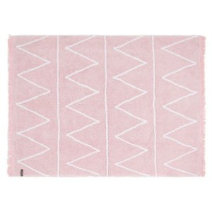Tapete Hippy Rosa Soft 1,20x1,60 - Lorena Canals