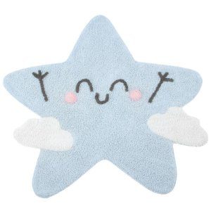 Tapete Happy Star 1,20x1,20 - Lorena Canals