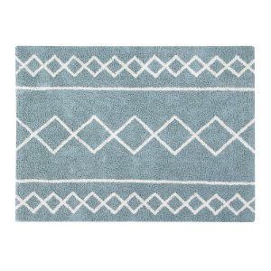 Tapete Oasis Azul Vintage 1,20x1,60 - Lorena Canals