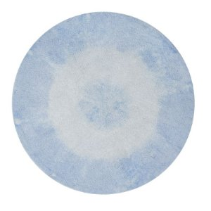 Tapete Tie Dye Azul 1,50 - Lorena Canals