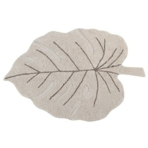 Tapete Monstera Natural 1,20x1,80 - Lorena Canals