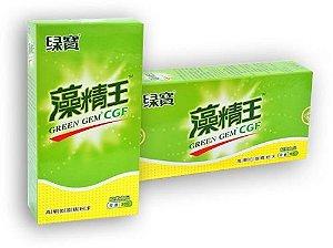 Chlorella Growth Factor (CFG) Green Gem® - 30 Cápsulas