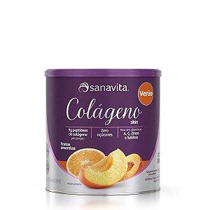 Colágeno Skin Verão Fruta Amarelas Sanavita 300g