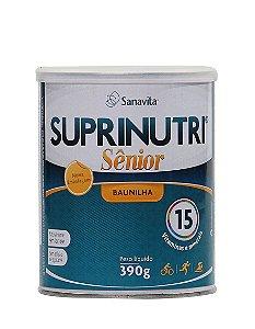 Suprinutri® Sênior Baunilha 390g