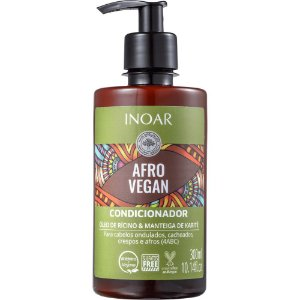 Condicionador Inoar Afro Vegan 300ml