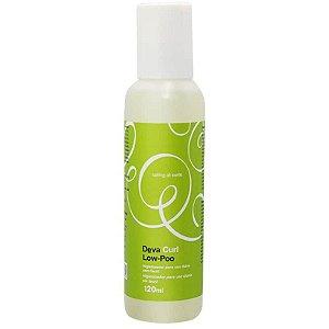 Deva Curl Low-Poo - Shampoo Higienizador pouca espuma - 120ml