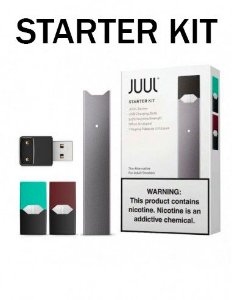 Juul Original - Kit com 2 refis inclusos.
