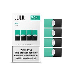 JUUL Pods- Mint - 4 Pods