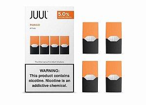 JUUL Pods - Manga - 4 Pods