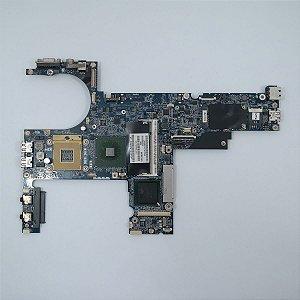 Placa mãe com defeito para Notebook HP Compaq NC6400 Usado