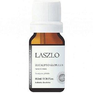 Óleo Essencial de Eucalipto Globulus 80/90 - Laszlo - 10,1 ml