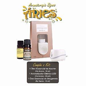 Kit Aromaterapia - Signo de Áries