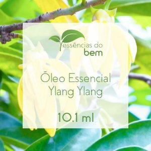 ÓLEO ESSENCIAL DE YLANG YLANG I GT CHINA 10,1ML
