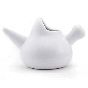 Higienizador Nasal de Porcelana Tamanho G - Lota - 350 ml