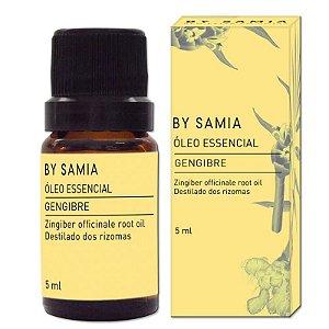 Oleo essencial de gengibre 05 ml