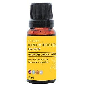 Blend de oleos Bem Estar 15 ml