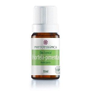Oleo essencial de hortelã pimenta 10 ml