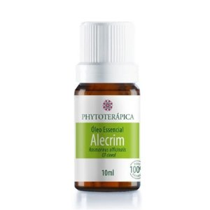 Oleo essencial de alecrim QT cineol 10 ml