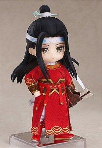 FRETE GRATIS - PRE ORDER - Nendoroid Doll Lan Wangji: Qishan Night-Hunt Ver. Release Date: 2021/10