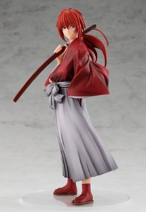 FRETE GRATIS - PRE ORDER - POP UP PARADE Rurouni Kenshin -Meiji Swordsman Romantic Story- Kenshin Himura  Data de lançamento: 08-2021