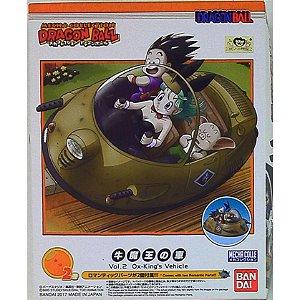 Mecha Collection Dragon Ball Cow Demon King Car