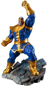ARTFX  Marvel UNIVERSE Thanos 1/10 Scale PVC Pre-painted Simple Assembly Figure