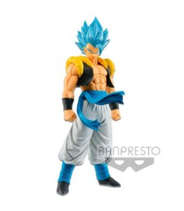Grandista Resolution of Soldiers Super Saiyan Blue Gogeta