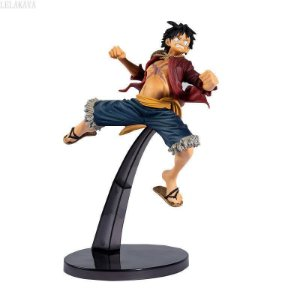 One Piece Luffy Bwfc Banpresto World Figure Colosseum 2017