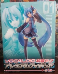 Hatsune Miku Vocaloid Premium 24cm Sega Original
