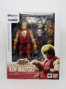 S.h. Figuarts - Ken Masters - Street Fighter