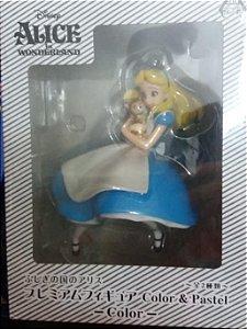 Figura Alice In Wonderland - Color