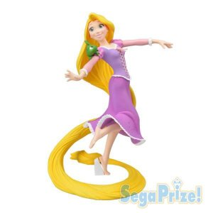 Princess Rapunzel Spm Super Premium Figure Original