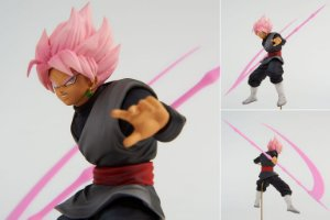 Bandai Banpresto Dragon Ball Super Bwfc 9 Goku Black Super