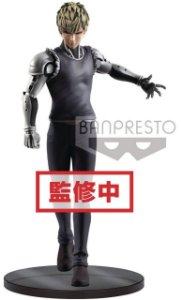 One Punch Man One-punch Man Dxf Genos