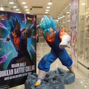 Dragon Ball Battle Collab Vegetto God