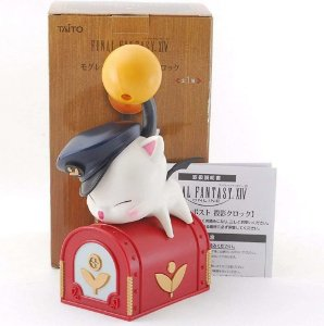 Final Fantasy Moogle Letter Post Figure