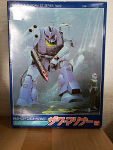 Gundam RMS192M Zaku Mariner - Escala 1/144