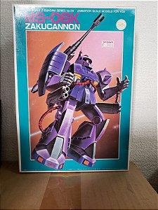 Gundam MS06K Zakucannon