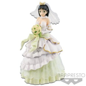 EXQ Figure - Sword Art Online - Code Register Wedding・Suguha