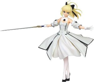 Fate Grand Order SPM Figure - Altria Pendragon
