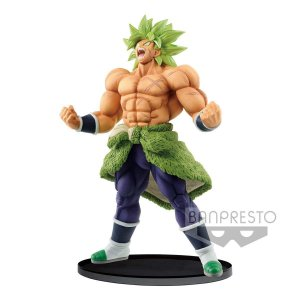 Dragon Ball BWFC Broly -  World Figure Colosseum
